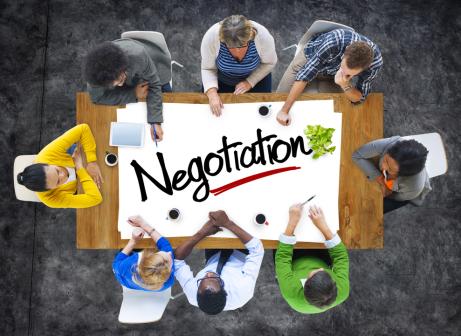 Negotiations and Indicative Offers
