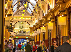 Elsie+Betty Offices - The Block Arcade Melbourne (Image: Google Maps)