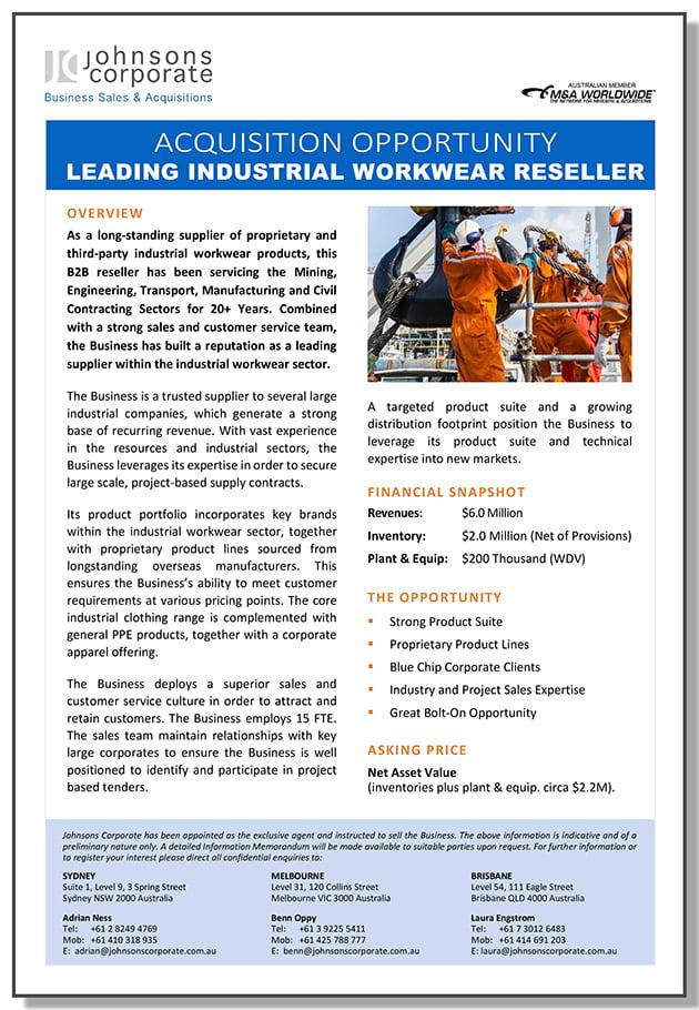 Deal Teaser for Workforce Campaign